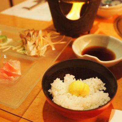石花海 夕食