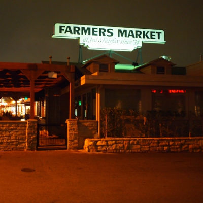 ファーマーズマーケット ロサンゼルス