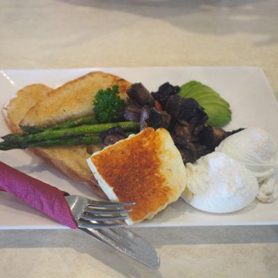 vines-limberlost-vegetarian ベジタリアンセット