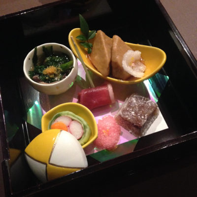 奥日光ホテル四季彩 夕食 前菜