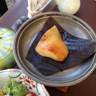 ホテル四季彩 さわらの西京焼き