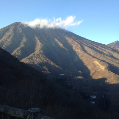 奥日光の山