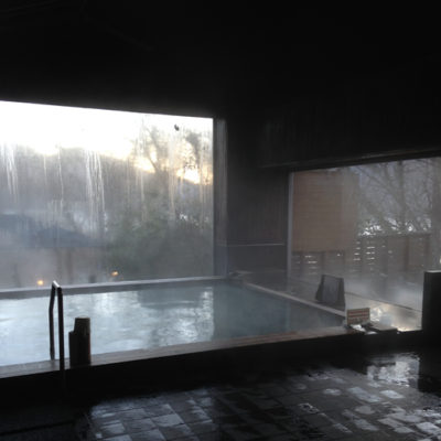 奥日光ホテル四季彩 大浴場