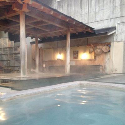 奥日光ホテル四季彩 露天風呂