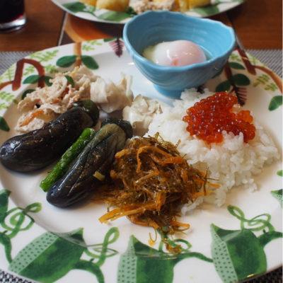 定山渓鶴雅リゾートスパ 森の謌 朝食ビュッフェ