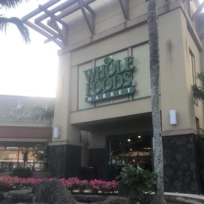 カイルアのホールフーズ・マーケット