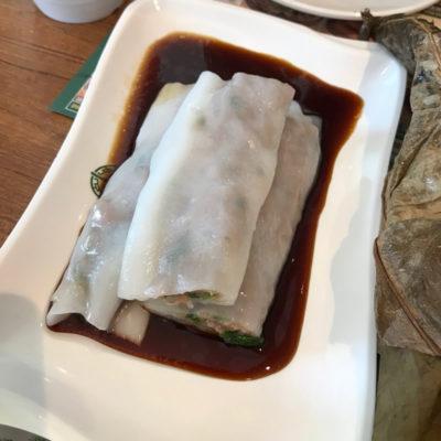 ティム・ホー・ワン 新宿 牛ひき肉のチョンファン