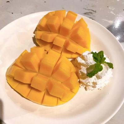 マンゴタンゴのマンゴー