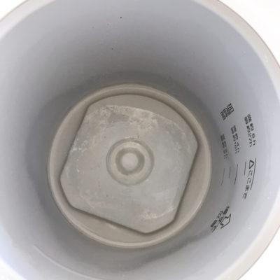 象印 スチーム式加湿器 2.2L EE-RP35-WA カルキ掃除後