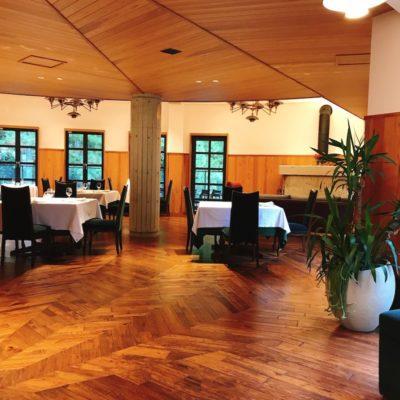 日光西町倶楽部あらとうと 2階のレストラン